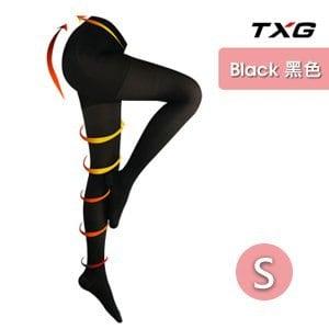 ~TXG~女用減壓褲襪~進階型 9373342^(黑 S^)