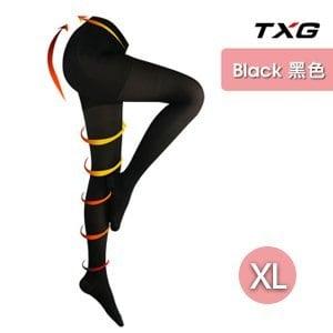 【TXG】女用減壓褲襪-進階型 9373345(黑/XL)