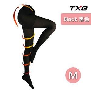 ~TXG~蕾絲調整大腿襪~進階型 9363243^(黑 M^)