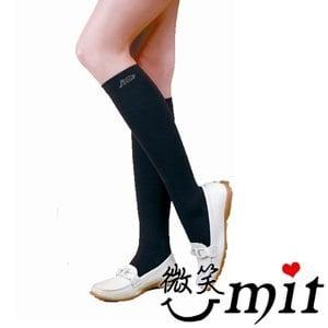 【微笑MIT】Dr.Free/莫妮娜-機能健康襪 KB06(黑)