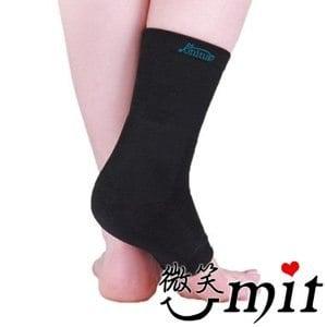 【微笑MIT】Dr.Free/莫妮娜-運動保健護踝 D001(黑/2入)
