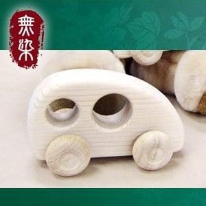 洽維無染休旅汽車(木製)