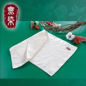 洽維無染紗布童巾(28x53cm)