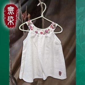 洽維無染薔薇背心裙(小孩可穿/袋裝)