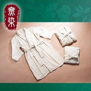 洽維無染經典浴袍(大人款)