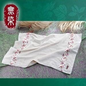 洽維無染惜福薔薇枕巾(76x51cm)