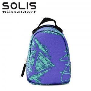 【SOLIS】多功能隨身掛包-繽紛慶典-塗鴉紫 (OMQ07202)