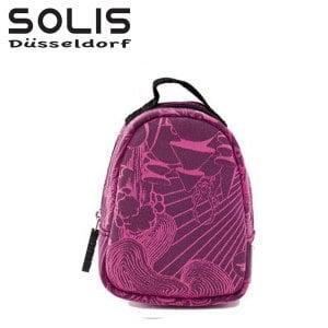 【SOLIS】多功能隨身掛包-繽紛慶典-塗鴉紅 (OMQ07203)