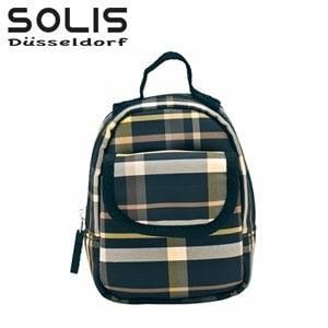 【SOLIS】多功能隨身掛包進化版-經典魅力-黑底黃白線 (OMQ07307)