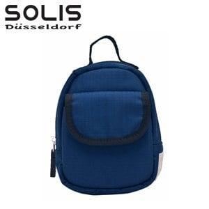 【SOLIS】多功能隨身掛包進化版-經典魅力-藍千鳥 (OMQ07311)