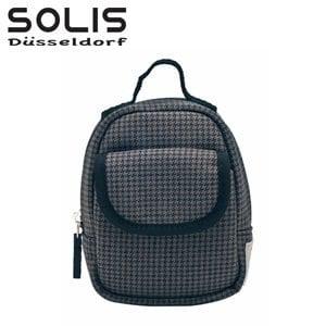 【SOLIS】多功能隨身掛包進化版-經典魅力-黑千鳥 (OMQ07312)