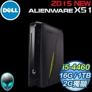 Alienware ALWX51R-3628TW 桌上型電腦