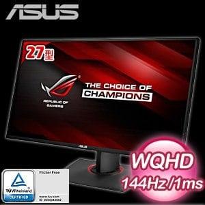 ASUS 華碩 PG278Q 27型 WQHD 電競液晶螢幕