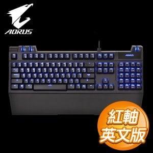 AORUS Thunder K7 可拆卸機械式電競鍵盤