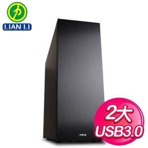 LIAN LI 聯力【PC-A76X】USB3.0 黑2大 電腦機殼
