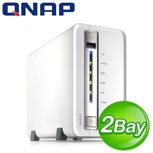 QNAP 威聯通 TS-251C Turbo NAS 網路儲存伺服器