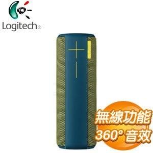 Logitech 羅技 UE BOOM 藍芽喇叭《綠》