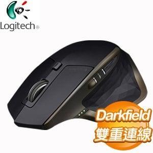 Logitech 羅技 MX Master 無線滑鼠《黑》