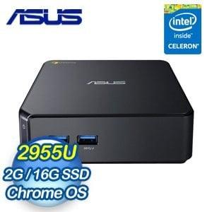 ASUS 華碩 ChromeBox CN60-2956TGA 迷你電腦