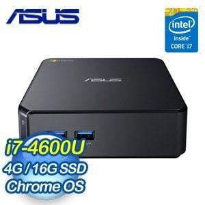 ASUS 華碩 ChromeBox CN60-46U7TGA 迷你電腦