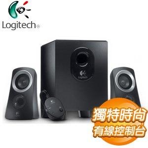 Logitech 羅技 Z313 三件式音箱系統