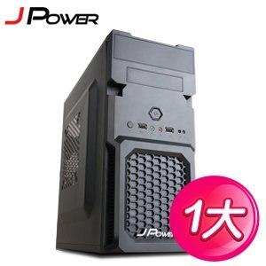 J-POWER 杰強【小蜂魔 USB2.0】 黑 1大機殼