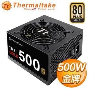 Thermaltake 曜越 TR2 500W 12cm 金牌 80+ 電源供應器