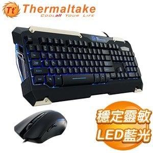 Thermaltake 曜越 軍令官 COMMANDER 電競鍵盤滑鼠組《中文版》