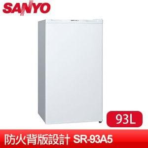 SANYO 台灣三洋 93L 單門冰箱(SR-93A5)