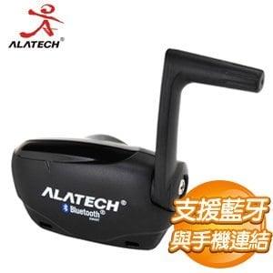 ALATECH iPhone 專用 藍牙 4.0 自行車碼錶測速器 SC001BLE