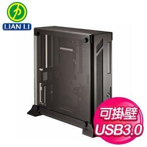 LIAN LI 聯力【PC-O5X】MINI ITX USB3.0 電腦機殼《黑》