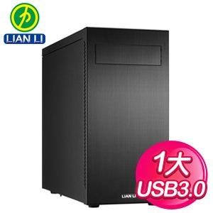 LIAN LI 聯力【PC-A55】USB3.0 黑1大 電腦機殼