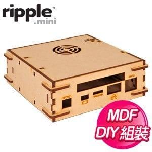 Ripple Wooden NUC DIY 木製機殼