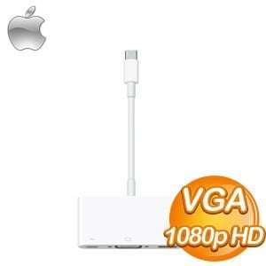 Apple USB-C VGA Multiport Adapter 轉接器