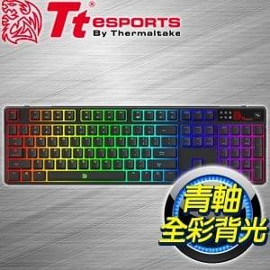 Thermaltake 曜越 Poseidon 波賽頓 Z RGB 青軸 中文 全彩背光 電競鍵盤