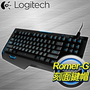 Logitech 羅技 G310 ATLAS DAWN 機械式遊戲鍵盤