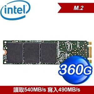 Intel 535 360G M.2 SSD 固態硬碟《SSDSCKJW360H601》