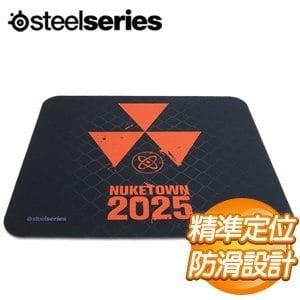 SteelSeries QCK COD Nuketown 鼠墊