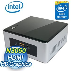 INTEL NUC BOXNUC5CPYH KIT mini PC