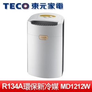 TECO東元 6L一級定時除濕機(MD1212W)