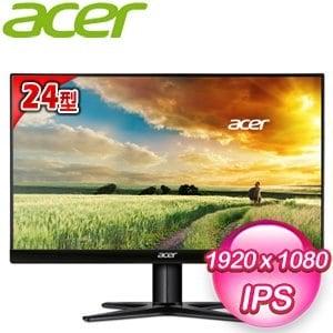 Acer 宏碁 G247HYL 24型 IPS 寬螢幕