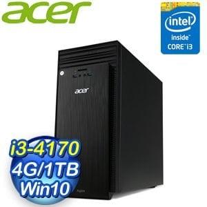 ACER 宏碁 Aspire T705-024 I3-4170 桌上型電腦