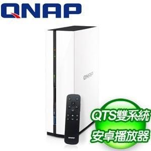 QNAP 威聯通 TAS-168 2TB NAS 網路儲存伺服器