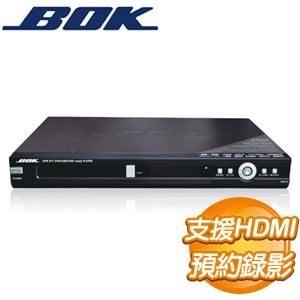 BOK HDMI/USB/DIVX/MP4 DVD錄放影機 (DVR-977)