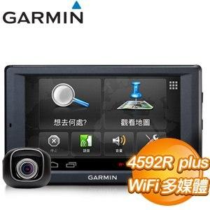 GARMIN nuvi 4592R plus Wi-Fi 多媒體衛星導航