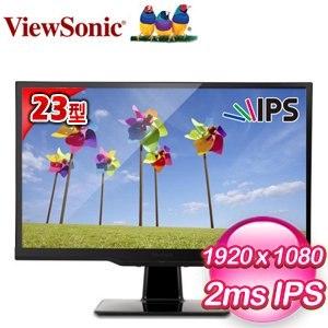 ViewSonic 優派 VX2363SMHL 23型 IPS 寬螢幕