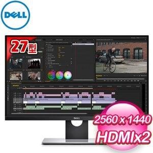 DELL 戴爾 UP2716D 27型 IPS 寬螢幕《原廠三年保固》