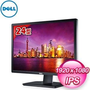 DELL 戴爾 U2412M 24型 IPS液晶螢幕《原廠三年保固》★送原廠專用喇叭