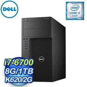 DELL 戴爾 Precision3620系列 I76781TK62W10DGW7 個人電腦/工作站