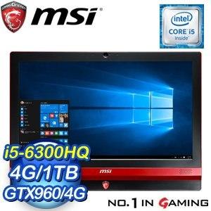 MSI 微星 Gaming 24 6QE-015TW-R5630H4G1T0S10MANXH 24型 AIO液晶電腦